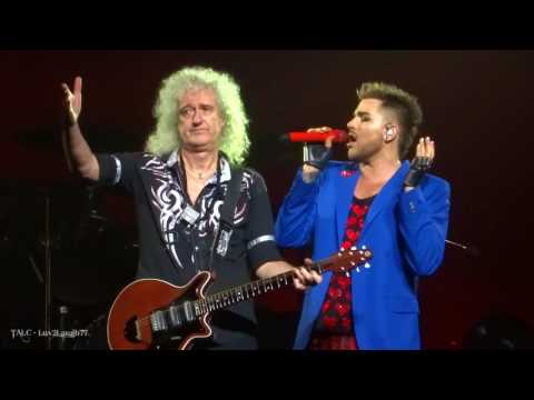 Q ueen + Adam Lambert - STL - Prudential Center - Newark, NJ