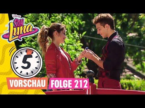 5 Minuten Vorschau - SOY LUNA Folge 212  Disney Channel