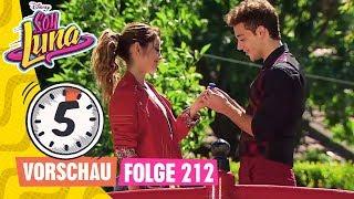 5 Minuten Vorschau - SOY LUNA Folge 212 || Disney Channel