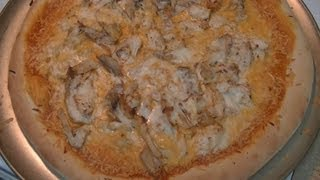 Buffalo Chicken Pizza!  Whats for Dinner?  Noreens Kitchen