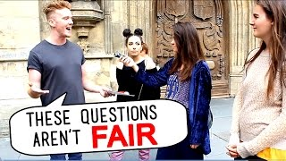 VEGAN DEBATES WITH MEAT EATERS ON THE STREET [Part 3]