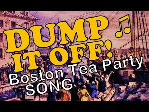 """Dump it Off"" - Boston Tea Party Song (""Shake it Off"")"