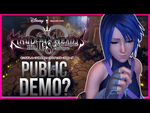 Is A Kingdom Hearts 2.8 Demo Coming to the Public?