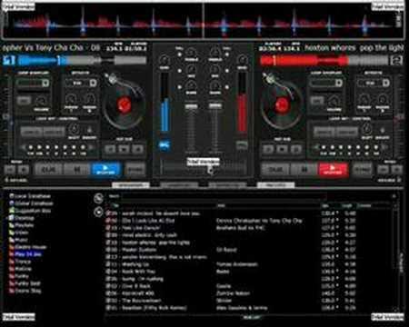 Electro Mix Using Virtual DJ Software - YouTube