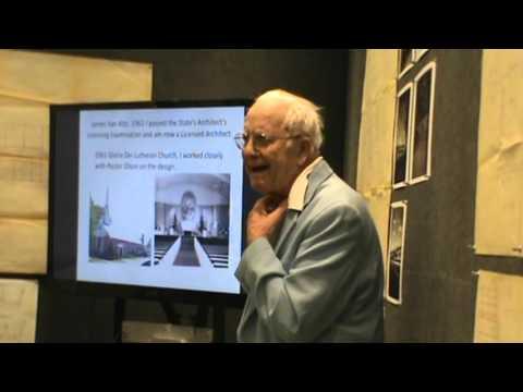 My Architectual Journey presentation - Alfred DiGiacomo