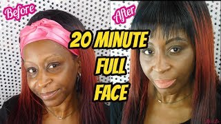 Quick & Easy Makeup Application