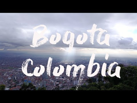 _003 // 24hr layover in Bogotá, Colombia - Cerro Monserrate // DJI Mavic Pro