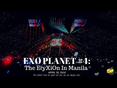 THE ELYXION IN MANILA (2018)