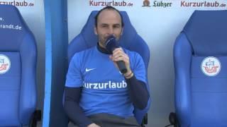 Aufruf vom Cheftrainer