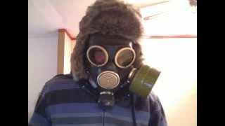 Russian GP-7 Gas Mask