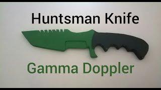 Huntsman Knife Emerald Yapımı [CS-GO]