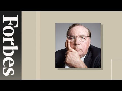 James Patterson: Our Future Depends On Education For All   100 Seconds of Advice   Forbes