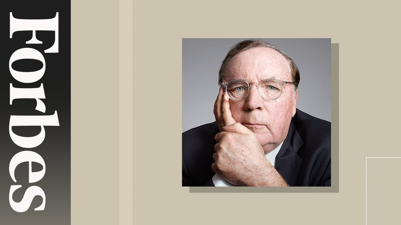 Angela Merkel Nuda james patterson: our future depends on education for all | 100 seconds of  advice | forbes