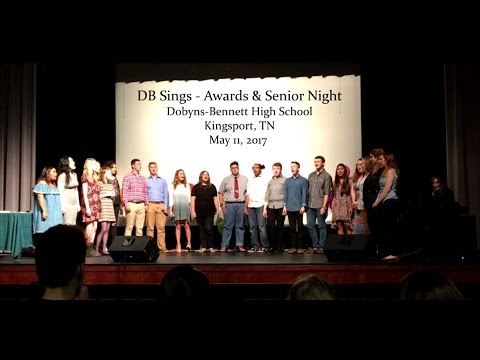 DB Sings Awards & Senior Night - May 2017
