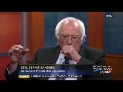 Bernie Sanders Looks Back on His Presidential Campaign