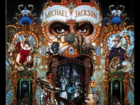 Michael Jackson - Dangerous - Who Is It