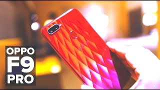 [HINDI] Oppo F9 Pro UNBOXING and REVIEW [CAMERA, GAMING, BENCHMARKS]
