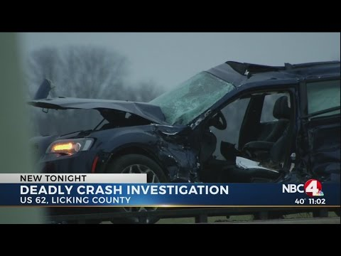 One person dead following Licking County crash