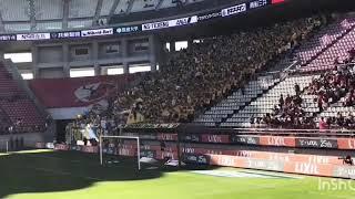 第15節 カシマサッカースタジアム 鹿島アントラーズVSベガルタ仙台 ベガ...