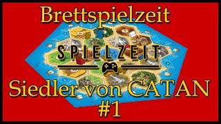 Spielzeit Brettspielzeit #1 - Catan