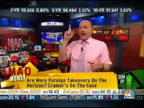 Jim Cramer - China Buying Up America
