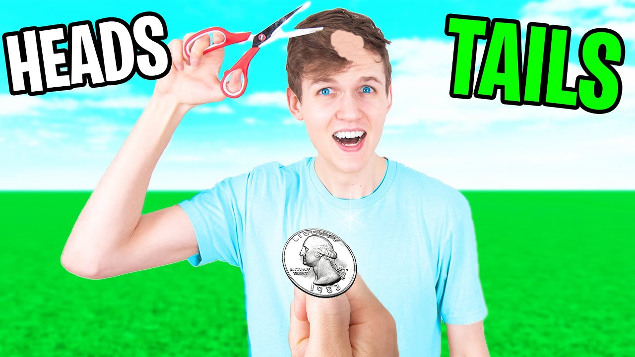 Can We Beat The HEADS OR TAILS *COIN TOSS* CHALLENGE In Roblox ADOPT ME!? (CRAZY TRADES!)