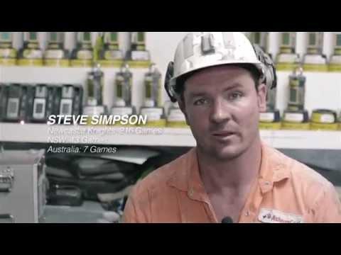 World Class Knight - Steve Simpson