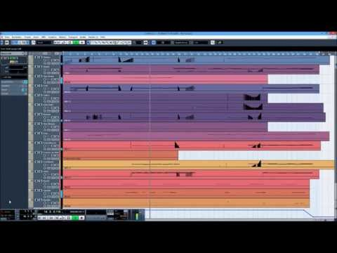 The Legend of Korra - Greatest Change (Avatar State) Cubase Rendition MIDI