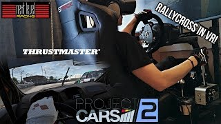 Project Cars 2 PC - Rallycross Gameplay - VIRTUAL REALITY [VR]