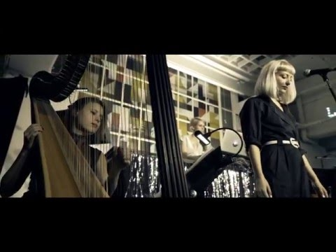 Kate Simko & London Electronic Orchestra - Live @ The Vinyl Factory Soho