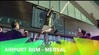 Mersal BGM - Airport BGM   Vijay, Samantha, Kajal   A R Rahman   Atlee
