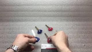 Болванка для ключа Suzuki.