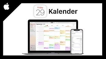 Apple Kalender (Das Große Tutorial) Apple Life Tutorial Serie (Episode 5)