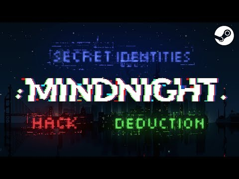 MINDNIGHT - Game Trailer | Steam PC/Mac/Linux - Free to Play