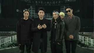 BIGBANGアーティスト写真