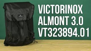Розпакування Victorinox Altmont 3.0 19 л Чорний Vt323894.01