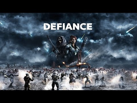 Defiance MMORPG First Impressions test