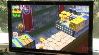 Super Mario 3D World Gameplay  Bowsers Bullet Bill Brigade (Multiplayer)