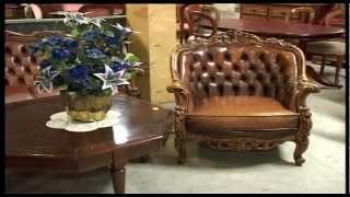 Мебель second hand. Viesturs BM(Традиционный, респектабельный, темный... Именно таким должен быть