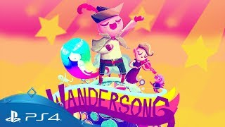 Wandersong | Launch Trailer | PS4