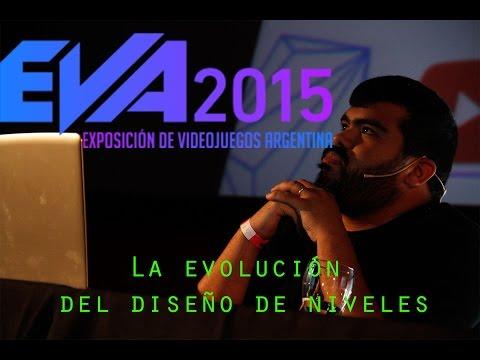 """Charla EVA 2015: """"La evolución del Level Design con el paso de los años"""" por DavoX"""