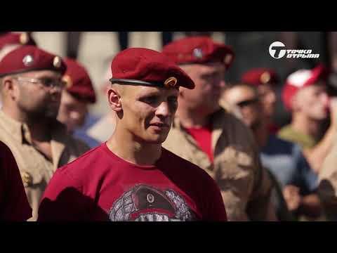 Краповый Батя – человек создавший спецназ С.И. Лысюк. фильм Сергея Бадюка