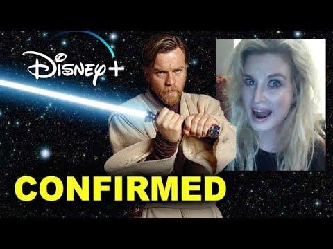 Obi-Wan Disney Plus Show CONFIRMED