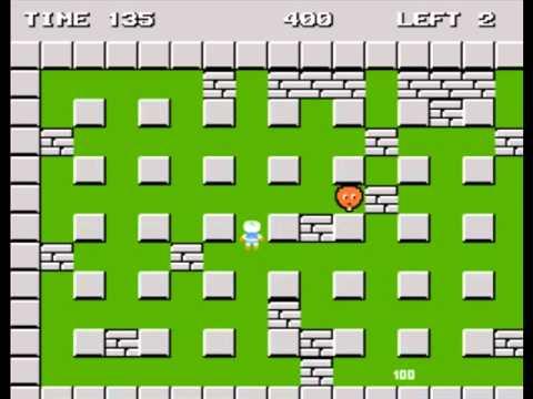 Бомбермен (Денди) - Bomberman - Dendy-Igri.Ru