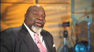 T.D. Jakes Jumping the Broom Interview - Pt 2