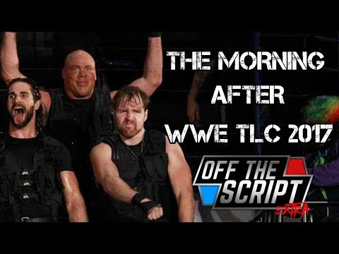 What We Learned After WWE TLC 2017 - Roman Reigns HEALTH UPDATE, Kurt Angle RETURN, BALOR & STYLES
