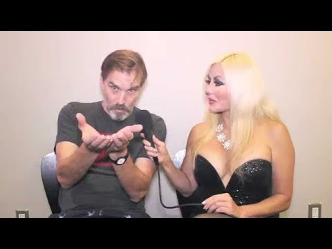 Actor Bill Moseley of The Devil Dogs of Kilo Company