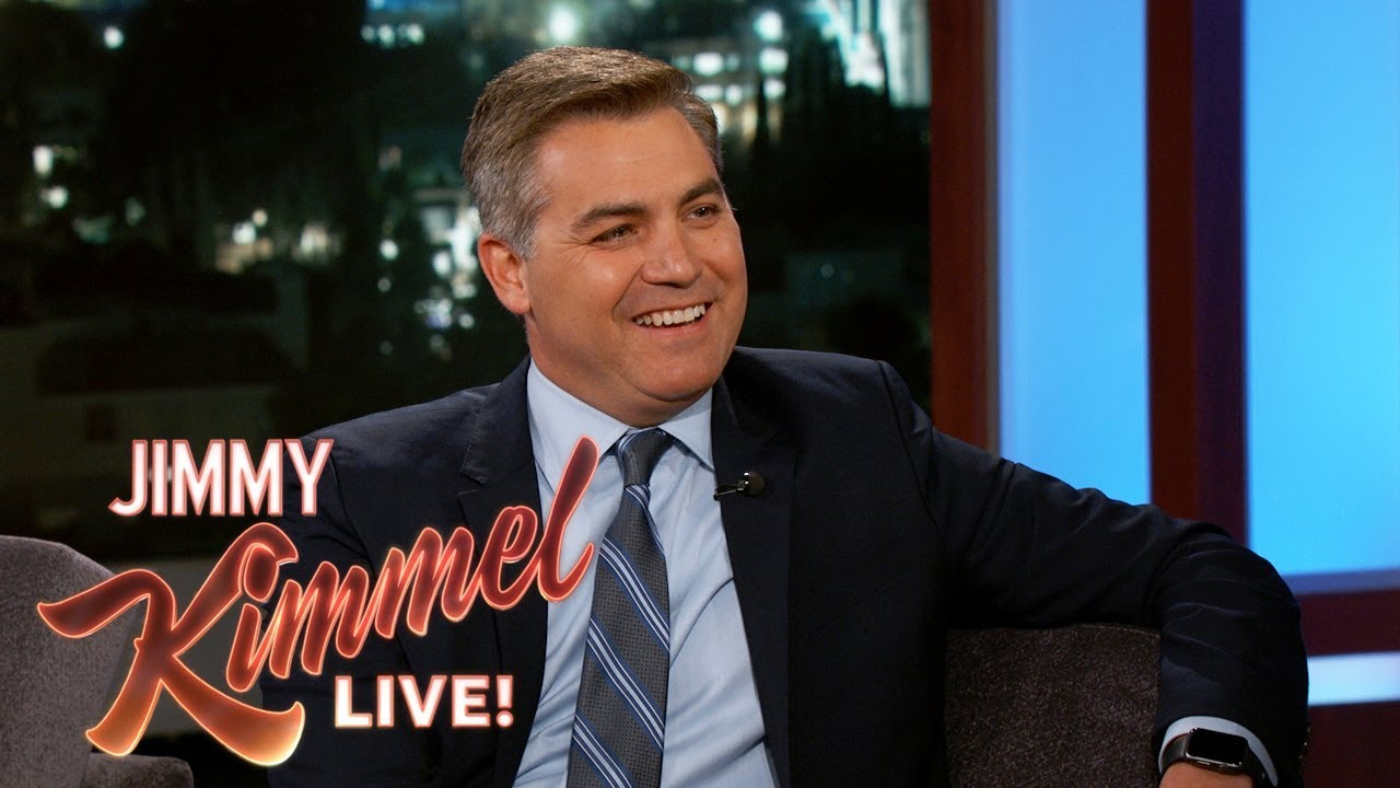 Jim Acosta On Trump New Book The Enemy Of The People Youtube
