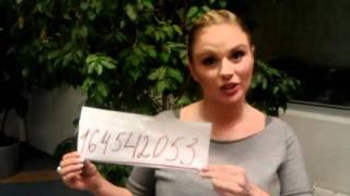 Анна Семенович ВКонтакте (видео-подтверждение)