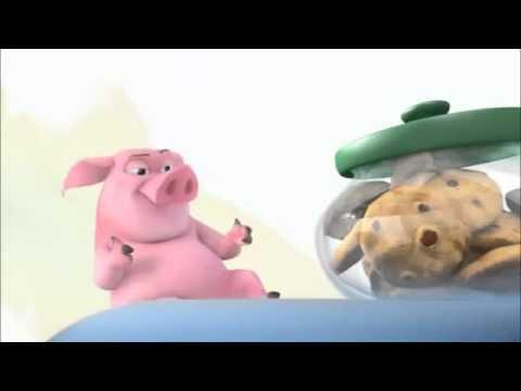 Рецепт Свинья и печенье